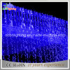 China-Fabrik-Zubehör imprägniert der 10 Meter-dekorative Vorhang-Zeichenkette-Lichter