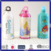 L'alluminio operato promozionale del fornitore della Cina mette in mostra la bottiglia