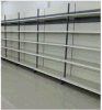 Stahlgondel-Supermarkt-Regal