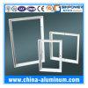 Profil d'aluminium de cadres de tableau de l'aluminium 6063 d'alliage de produit d'assurance de la Faire-dans-Chine