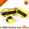 Keyring (YT-SB)のCustomerized School Bus PVC USB Pendrive