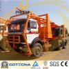 De Vrachtwagen van het Vervoer van het Logboek van Beiben Ng80 6X4 380HP met Motor Weichai