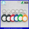 125kHz ABS RFID Zeer belangrijke Markering Keyfob voor Het Systeem van het Toegangsbeheer