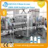 2500bottles per het Vullen van het Water van het Uur Bottelende Machine