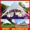 La tenda a forma di stella promozionale di alluminio del ragno del Palo Sunshed di qualità eccellente con il marchio ha stampato