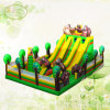 Saleのための膨脹可能なJumping Castles Bounce House Rentals