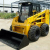 3.1 Chat sauvage Track Skid Steer Loader Water Colled 75HP Engine Power de Work Arm de mètres