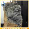 Hoogtepunt in het Marmeren Zandsteen dat van het Graniet van de Grafsteen van het Ontwerp van de Engel van het Verdriet wordt gesneden