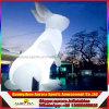 Heiß-Verkauf des riesigen China-aufblasbaren Tiermodells, aufblasbares Kaninchen-Tier LED
