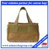 機能キャンバスの女性および人のためのレトロのハンド・バッグ