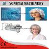 Nichtgewebte pp.-Bouffant Schutzkappen-Haar-Netz-Pöbel-Schutzkappe, die Maschine herstellt