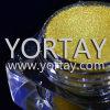 Impresión brillante del oro y polvo del pigmento de la perla de la capa