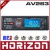 Elektrischer MP3-Player-Berufsauto-Audio der Justage-AV263, Schnittstelle der UnterstützungsUSB/SD, Auto-MP3-Player