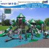 Campo de jogos ao ar livre HD-Kq50076A da corrediça plástica da combinação dos miúdos