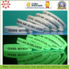 Silicone Wristband Embossed e Glow in The Dark (ADULT SIZE)