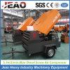 8bar 5.3m3/Min 나사 탄자니아에 디젤 엔진 공기 압축기 납품