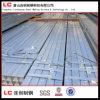 Pipe carrée de vente directe d'usine/rectangulaire Pré-Galvanisée par qualité