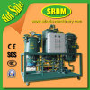 Oil usado Regeneration Machine para Purification Waste Oil a New Oil