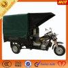 Vehículo de motor de la rueda de China tres para el cargo en África