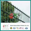 Double Horizontal Wire를 가진 Qym Welded Metal Fence