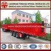 실용적인 반 화물 수송기 후방 덤프 트럭 트레일러