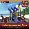 CE de haute qualité pour enfants en plastique en plein air Équipement d'attractions (X1207-3)