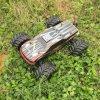 1/10th 4WD carro elétrico sem escova do passatempo RC