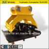 Jisan Brand Excavator Compactro Plate para Carrier em 2-50ton