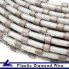 Пластичное Diamond Wire для Marble Block Squaring