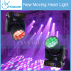 RGBW 4 en 1 Moving Head LED Stage Light (CY-MF-12)