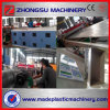 La maggior parte del PVC popolare WPC che pela il macchinario della plastica dello strato della gomma piuma
