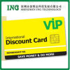 PVC Contact CI Card per Supermarket Discount Card