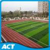 Grama artificial do futebol artificial do futebol do Monofil da cor da alta qualidade dois da grama do relvado (Y50)