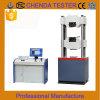 Máquina de teste universal hidráulica servo hidráulica controlada do microcomputador profissional da compressão da tensão eletro