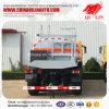 De gloednieuwe Vrachtwagen van de Olietanker van de Woestijn Voor Diesel Lading