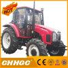 アフリカのChhgc 100HPのトラクターの熱い販売