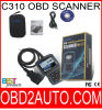 Creator C310 Multi System OBD2 Scanner Tool V4.8 for BMW