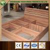 Base material de madeira para a mobília do quarto