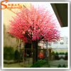 Lastest Style Cheap Artificial Plastic Peach Blossom para Wedding Decoration