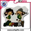 PVC Fridge Magnet di promozione 3D Soft con Customer Design Logo