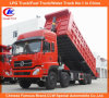 12 rotelle Dongfeng Tipper Truck Dongfeng Dump Truck con Cummins Engine