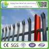 2015 nuovo Arrival Hot Dipped Galvanized Palisade Fence con Highquality