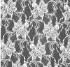 Hübsches Floral Design Mesh Lace Perfect für Bridal Veil/Ladys Cloth