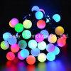Водоустойчивый свет рождества 50LED шарика 5m 110V RGB