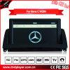 Navegación del GPS del coche del Ce de Windows para el jugador del navegador del Benz C GPS con el iPod Hualingan del RDS