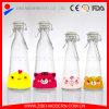Fournisseur de verre de bouteille d'eau, usine en gros de bouteille en verre de lait de l'eau de jus