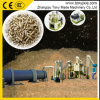 Linha de produção de madeira da pelota do combustível biológico/linha da fábrica de tratamento