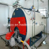 Fire automatique Tube Industrial Oil Gas Steam Boiler pour Heating