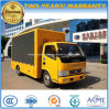 トラックの熱い販売の移動式広告の手段を広告する6つの車輪LED