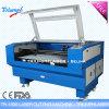 Gravierfräsmaschine 1390 der Laser-Ausschnitt-Maschinen-/Laser/doppelter Kopf-Laserengraver-Scherblock